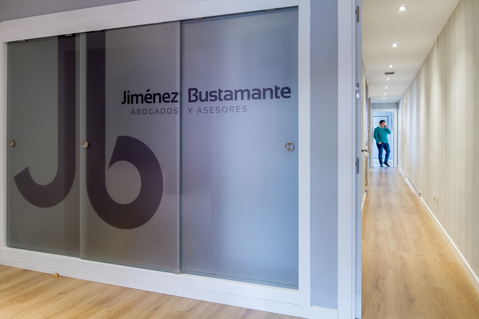 entrada Jimenéz Bustamante Abogados y asesores